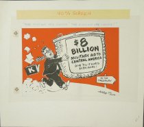 Image of $8 billion military aid to Central America - Ashley, Edward J., 1922-2010